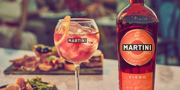 Martini Fiero, El aperitivo que no debes perder de vista este verano