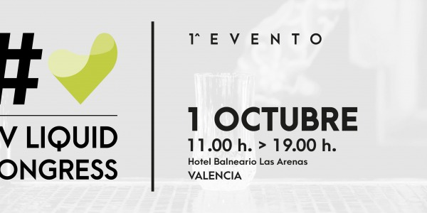 Estaremos en el VLC liquid Congress!!