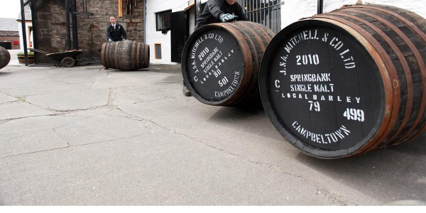WHISKY PARA NEWBBIES PARTE VIII. Campbeltown, La antigua Capital del Whisky Escocés