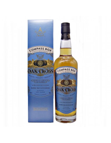 Whisky Compass Box Oak Cross