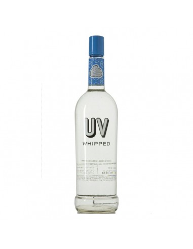 Vodka UV Whipped Cream