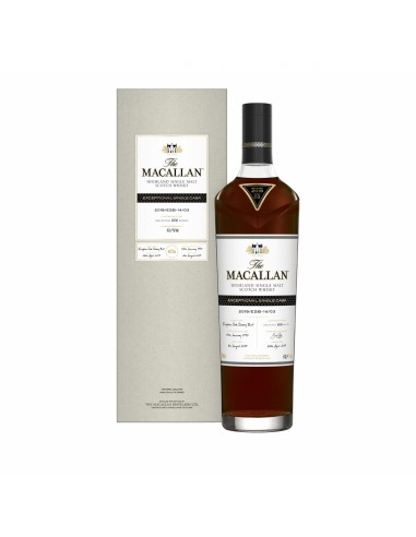 Whisky The Macallan Exceptional Cask...